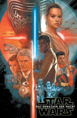 Star Wars Comics: Das Erwachen der Macht