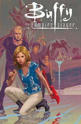Buffy The Vampire Slayer (Staffel 10)