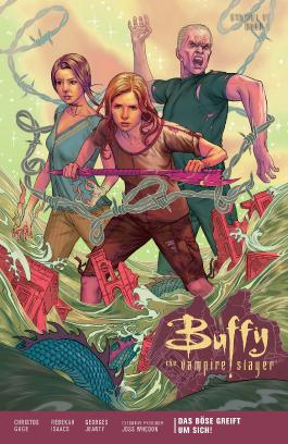 Buffy The Vampire Slayer (Staffel 11)
