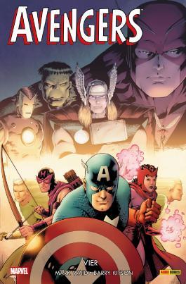 Avengers - Vier
