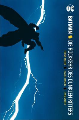 Batman: Die Rückkehr des Dunklen Ritters (überarbeitete Neuauflage)