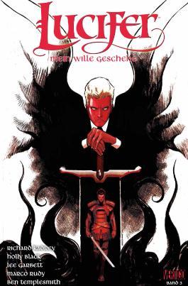 Lucifer - Mein Wille geschehe