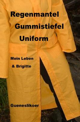 Regenmantel Gummistiefel Uniform