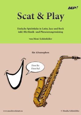 Scat and Play für Altsaxophon