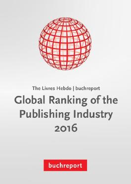 Global Ranking of the Publishing Industry 2016