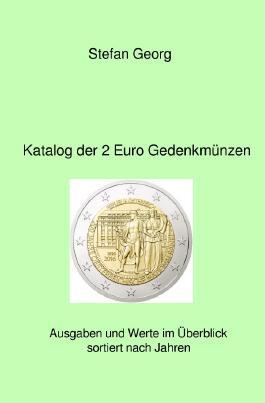 Katalog der 2 Euro Gedenkmünzen