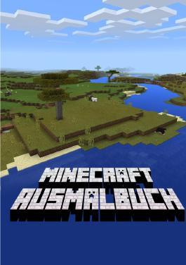 Minecraft Ausmalbuch