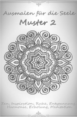 Ausmalen für die Seele - Muster 2