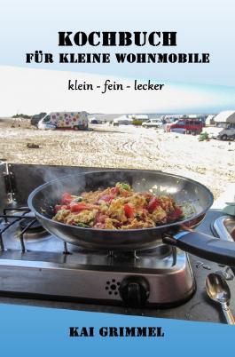 Kochbuch für kleine Wohnmobile