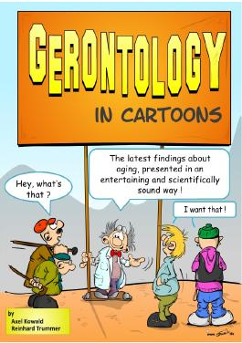 Gerontology in Cartoons