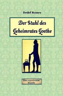Der Stuhl des Geheimrates Goethe