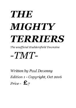 The Mighty Terriers - TMT - / The Mighty Terriers -TMT-