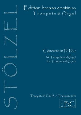 Concerto in D (Trompete in C & A)