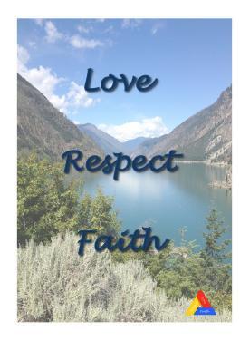 Love   Respect   Faith