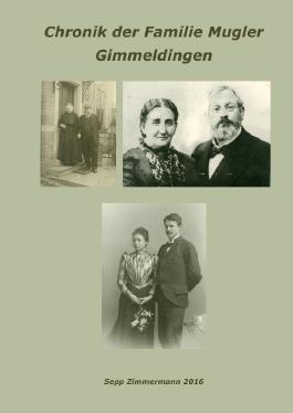 Chronik der Familie Mugler