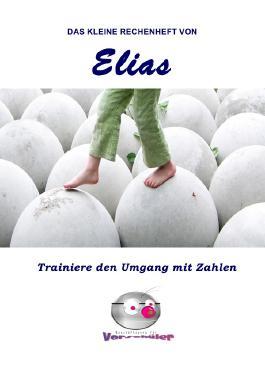Das kleine Rechenheft von Elias