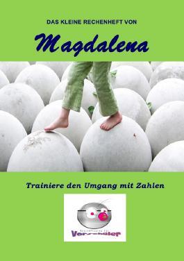 Das kleine Rechenheft von Magdalena