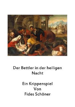 Krippenspiele für Kinder / Der Bettler in der Heiligen Nacht