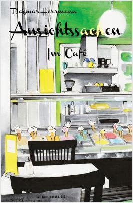 Ansichtssachen · Im Café