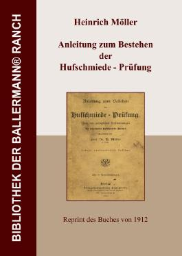 Bibliothek der Ballermann-Ranch / Anleitung zum Bestehen der Hufschmiede - Prüfung