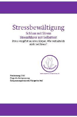 Stressbewältigung-Schluss mit Stress