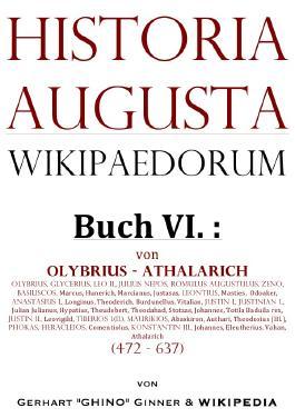 Historia Augusta Wikipaedorum / Historia Augusta Wikipaedorum Buch VI.