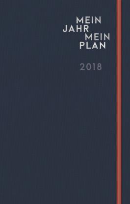 Mein Jahr – mein Plan: 2018 (Kalender)