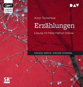 Erzählungen (2 mp3-CDs)