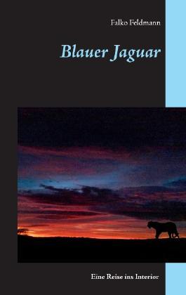 Blauer Jaguar