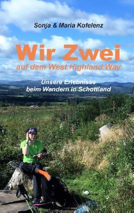 Wir zwei auf dem West Highland Way