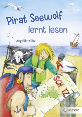 Pirat Seewolf lernt lesen