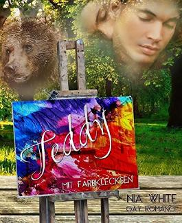 Teddy mit Farbklecksen: Gay Fantasy Romance