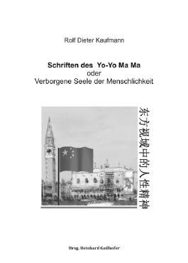 Schriften des Yo-Yo Ma Ma
