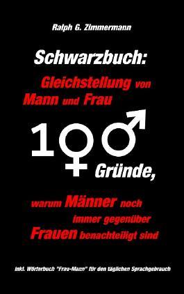Schwarzbuch: Gleichstellung von Mann und Frau