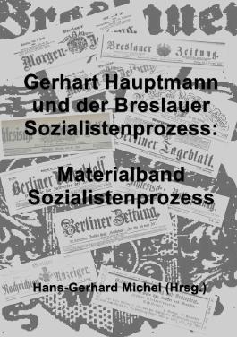 Der Breslauer Sozialistenprozess im November 1887.