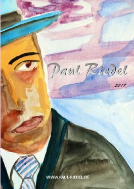 Paul Riedel Kunstkatalog 2017