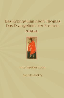 Das Evangelium nach Thomas (Großdruck)