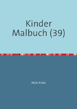 Malbuch für Kinder 39