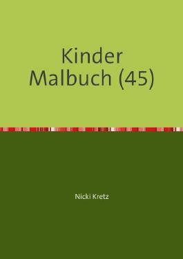 Malbuch für Kinder 45