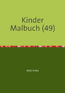 Malbuch für Kinder 49