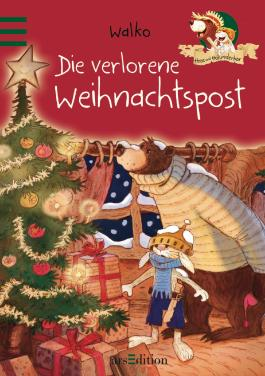 Hase und Holunderbär - Die verlorene Weihnachtspost