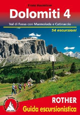 Dolomiti / Dolomiti 4 (italienische Ausgabe)