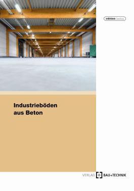 Industrieböden aus Beton