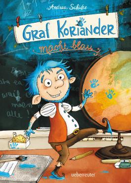 Graf Koriander macht blau