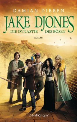 Jake Djones - Die Dynastie des Bösen