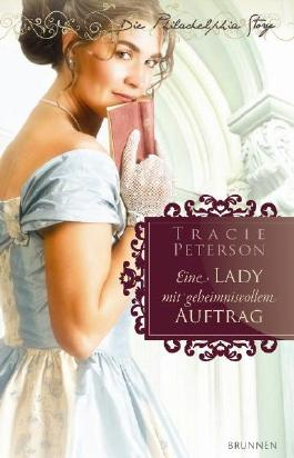 Eine Lady mit geheimnisvollem Auftrag