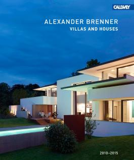 Alexander Brenner Villas and Houses 2010 - 2015