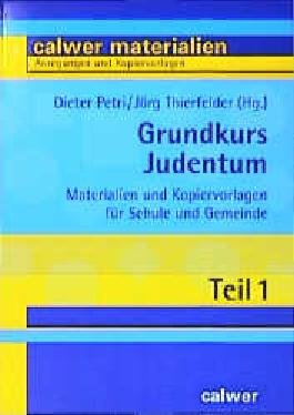 Grundkurs Judentum.