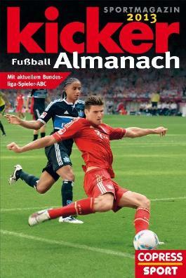 Kicker Fußball-Almanach 2013