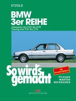 BMW 3er Limousine von 9/82 bis 8/90